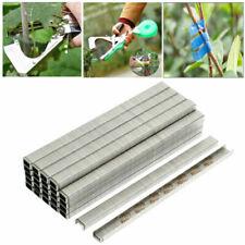 500 x Garden Plant Branch Tape-tool Binding Tying Machine Tapener Staples Char