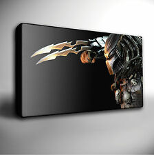 "PREDATOR MOVIE - LARGE CANVAS ART A1 30""x20"""