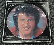 To Elvis Love Still Burning AUTOGRAPHED & INSCRIBED Picture Disc Presley Tribute