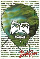 BOB ROSS - QUOTES - POSTER 24x36 - 3281