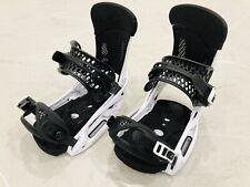 Burton Malavita Restricted EST Snowboard Binding Size Medium (Near NEW)