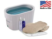 Therabath Pro Warmer With 6-pounds Scent-free Paraffin Wax And Hand Manicure Kit