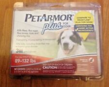 PetArmor plus for Dogs 3 applications