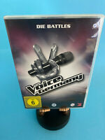 DVD * The Voice of Germany - Die Battles 2012 ( 2 DVD´s )  *Top Zustand *