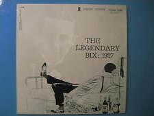 THE LEGENDARY BIX - RARO LP - COVER disegnata da CREPAX - JAZZ