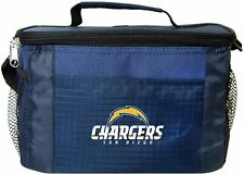 NFL SAN DIEGO CHARGERS Insulated Lunch Cooler Bag