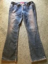 Levis Too Superlow Stretch Straight/boot Jeans