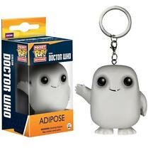Doctor Who Adipose Pocket Pop! Keychain Keyring Bag Clip