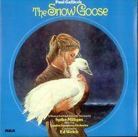 SPIKE MILLIGAN The Snow Goose 1976 UK Vinyl LP EXCELLENT CONDITION LSO