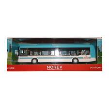 Norev 431010 Irisbus bleu clair Maquette de voiture échelle 1:43 Plastique ! °
