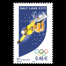 France 2002 - Winter Olympic Games Salt Lake City Sports - Sc 2868 MNH