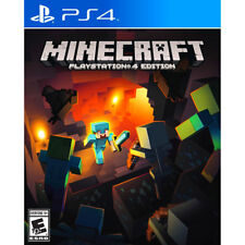 Minecraft Playstation 4 Edition (PS4 2014) - Free Fast Shipping