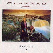 CD Clannad / Sirius - POP Album 1987 -
