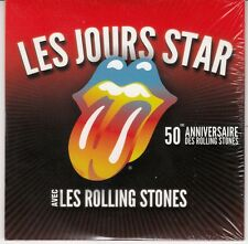 CD SP THE ROLLING STONES *IT'S ONLY ROCK N ROLL* & *START ME UP* (NEUF SCELLE)