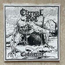 ETERNAL ROT Cadaverine LP WHITE VINYL