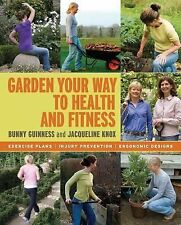 Garden Your Way to Health and Fitness-ExLibrary
