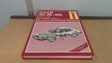 Saab 90, 99 and 900 1979-87 All Models Owners Workshop Manual, Le