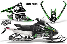 AMR Racing Sled Wrap Arctic Cat F Series Snowmobile Graphic Kit All Years KC G
