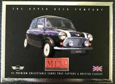 Upper Deck The Mini Collection 45 Premium Collectable Cards