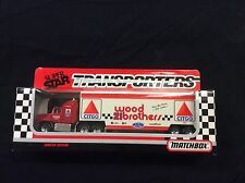 Matchbox Superstar Transporters Citgo Wood Brothers