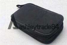 Double Layer Zipper Carrying Case for Fluke 115 116 117 175 15B 17B 18B
