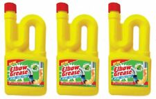 More details for elbow grease drain away pipe un-blocker fast and effective 3, 6 or 12 x 750ml