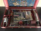 Vtg+Erector+Set+%2310+1%2F2+Amusement+Park+Set++Power+Motor+Manual++A.C.Gilbert+1949