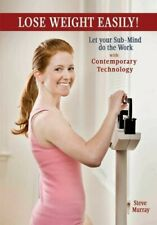 LOSE WEIGHT EASILY WITH CONTEM - New Book UNKNOWN