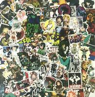 50pc Marvel Comics DC Superhero Chibi Laptop PC PS XBox Decal Diecut Stickers