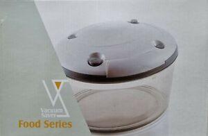 Vacuum Saver food Series Easy Vacuum Makes you See it Vacuum Seal Keeps Fresh