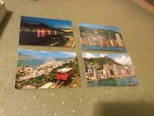 Set Collectable Asian Printed Postcards