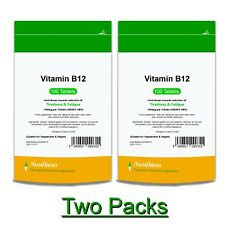 Nordhaus Vitamin B12 1000mcg 100 Tablets
