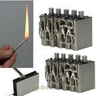 10 x Hiking Emergency Survival Camping Fire Starter Flint Metal Match Lighter