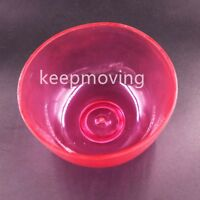 1x Pink Dental Nonstick Flexible Rubber Impression Mixing Alginate Bowl 10 CM