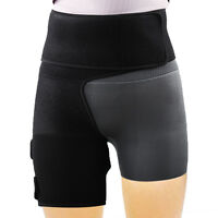 Compression Brace Groin Thigh Sleeve Hip Support Wrap for Sciatic Nerve