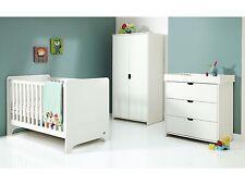 Mamas & Papas Rocco 3 Piece Furniture Set - White -From the Argos Shop on ebay