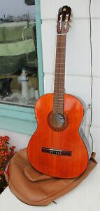 Gitarre von Cimar by Ibanez sechs-saitig mit Tasche, Saiten ausgeleiert