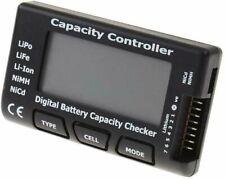 Digital Battery Capacity Checker RC Cell Meter 7 Cellmeter LiPo LiFe Li-ion NiMH