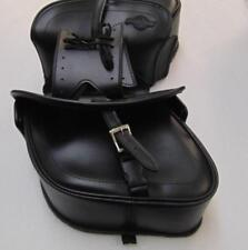 BIG PORT MOTORCYCLE POSSIBLY LEATHER SADDLEBAGS BRAND NEW