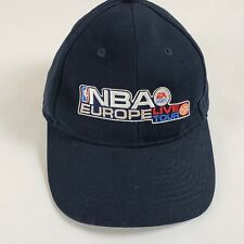 OFFICIAL NBA EUROPE LIVE EA GAMES TOUR PROMO HAT - PLAYSTATION 3 XBOX 360  RARE