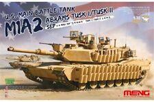 Meng TS-026 1/35 U.S. TANK M1A2 SEP ABRAMS TUSK