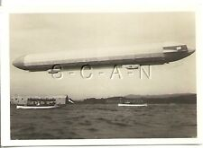 WWI Original German Real Photo- Cigarette Card- Zeppelin- Army Airship LZ 5