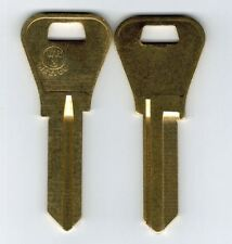 Weiser WR3 5 Pin Key Blank Brass X2