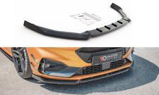CUP Spoilerlippe für Ford Focus MK4 ST ST Line Frontspoiler Spoilerschwert V7