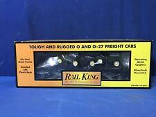 Rail King MTH Transport Flat Car w/Ertl 1930 1-2 Ton Panel Van 30-7671 FREE SHIP