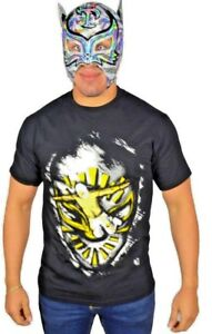 Talivision A69 Mistico CMLL Flying Lucha Libre-Wrestling Tshirt