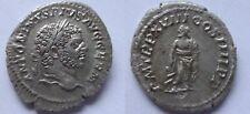 CARACALLA (193-217). Denarius. Rome.   3,13 g /  19,5 m     265