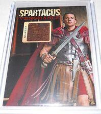 Spartacus Vengeance Costume Trading Card Craig Parker as Claudius Glaber