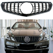 Front Racing Facelift Grilles For Mercedes-Benz W207 C207 E-Coupe 2009-2013 GT