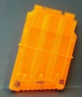 Nerf N-Strike Elite Centurion Blaster Magazine Clip Cart Orange Works ! Rare